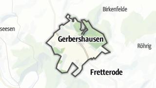 Map / Gerbershausen