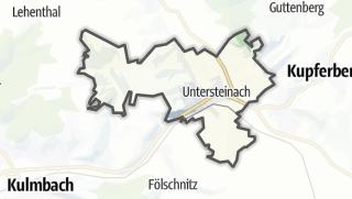 Cartina / Untersteinach