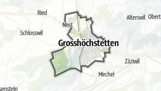 Hartă / Grosshöchstetten