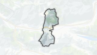 Karte / Berg im Drautal
