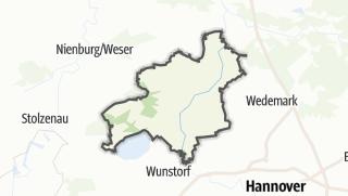 Karte / Neustadt am Rübenberge