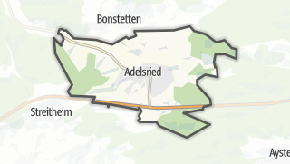 Map / Adelsried