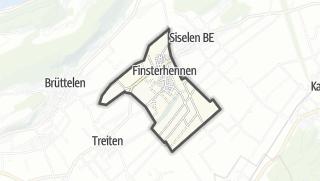 Kartta / Finsterhennen