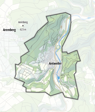 Karte / Antweiler