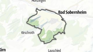 Karte / Meddersheim