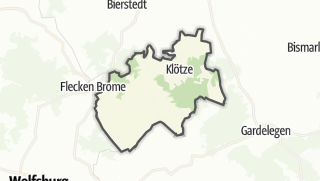 地图 / Kloetze