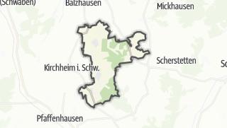 Map / Eppishausen