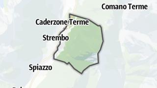 Karte / Bocenago
