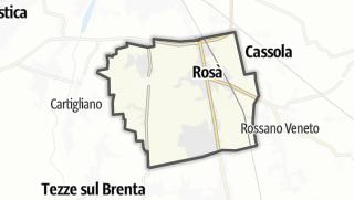地图 / Rosà