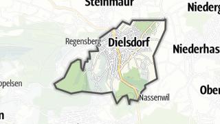 Cartina / Dielsdorf