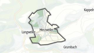 Karte / Merzweiler
