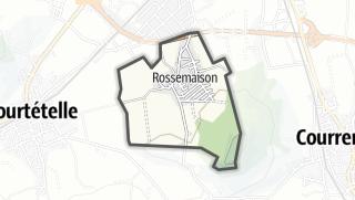 Mapa / Rossemaison