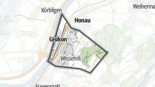 מפה / Gisikon