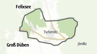Carte / Tschernitz
