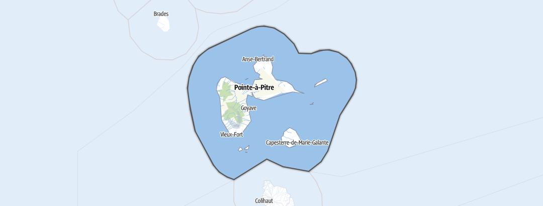 Kart / Guadeloupe