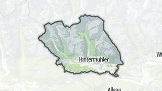 Mapa / Krakauhintermühlen