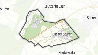 Karte / Büchenbeuren