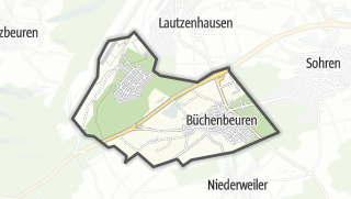 Mapa / Büchenbeuren