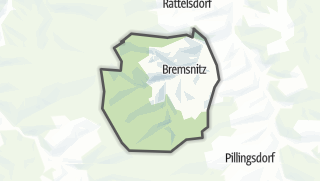 Karte / Bremsnitz