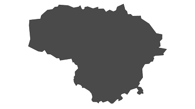 Map / Lithuania