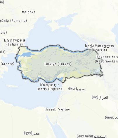 Karte / Türkei