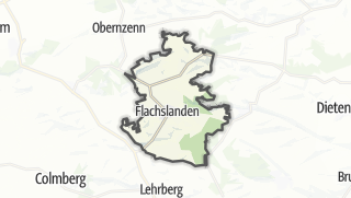 Map / Flachslanden