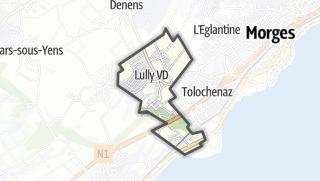 Mapa / Lully (VD)