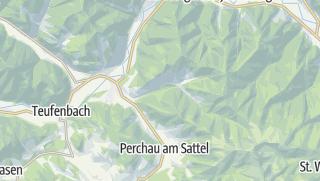 Mapa / Scheifling