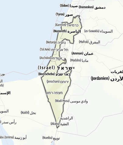 Map / Israel