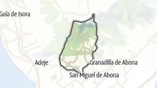Carte / Vilaflor