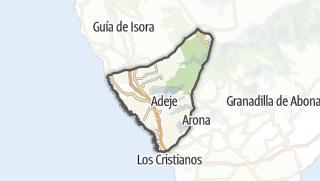 Carte / Adeje