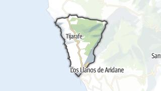 Carte / Tijarafe