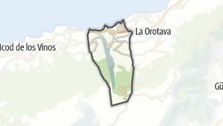 Carte / Los Realejos