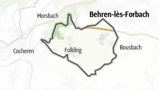 Mapa / Folkling