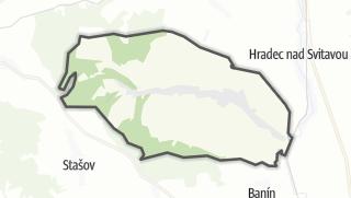 Mapa / Radiměř