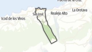 Carte / San Juan de la Rambla