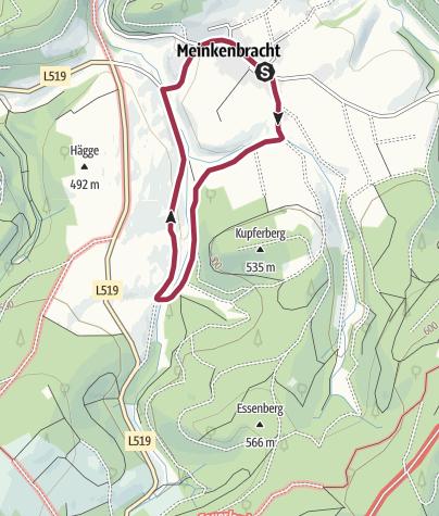 Karte / Teichweg