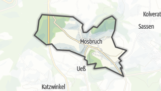 Map / Mosbruch