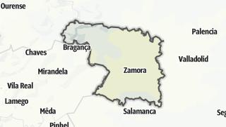 地图 / Zamora