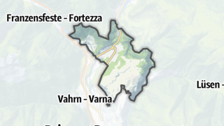 Karte / Natz-Schabs