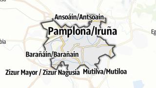 Karte / Pamplona