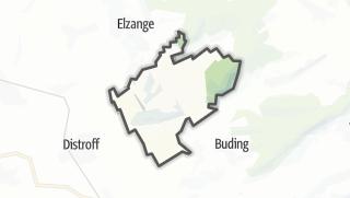 Mapa / Inglange
