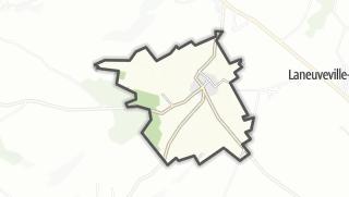 Mapa / Lemoncourt