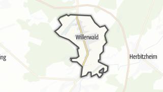 Mapa / Willerwald