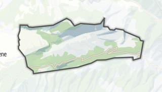 Karte / Beaumont-du-Ventoux