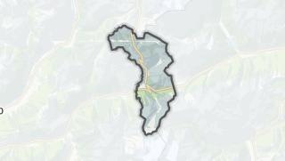 Karte / Ponte di Legno
