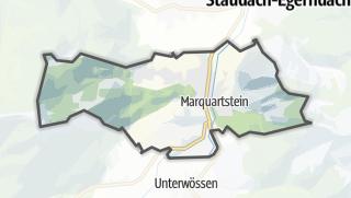 地图 / Marquartstein