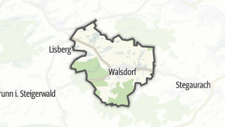 Carte / Walsdorf
