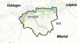地图 / Nersingen