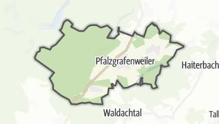 Cartina / Pfalzgrafenweiler